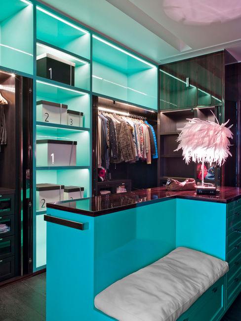 SA&V - SAARANHA&VASCONCELOS Modern dressing room
