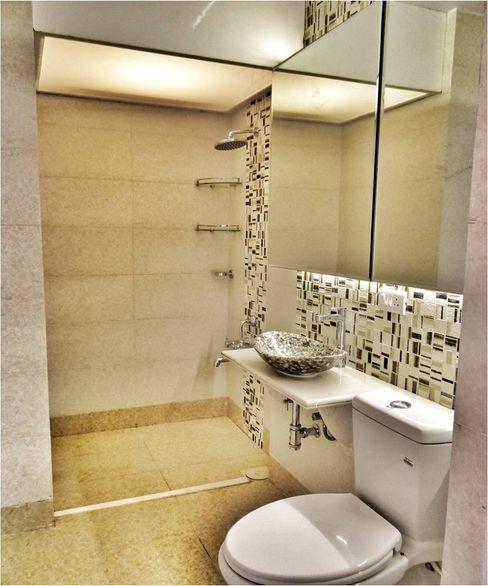 Nuvo Designs Modern Bathroom Stone