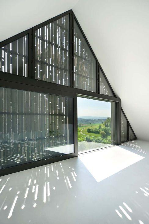 L3P Architekten ETH FH SIA AG Pintu & Jendela Modern