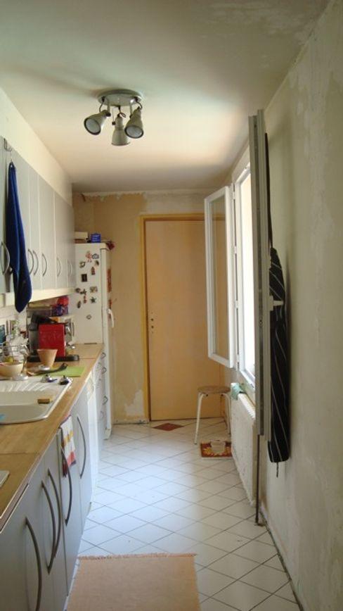 SAS ACCTIF DESIGN Modern kitchen