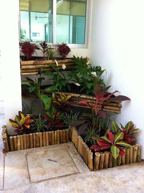 Bambootec Modern style gardens