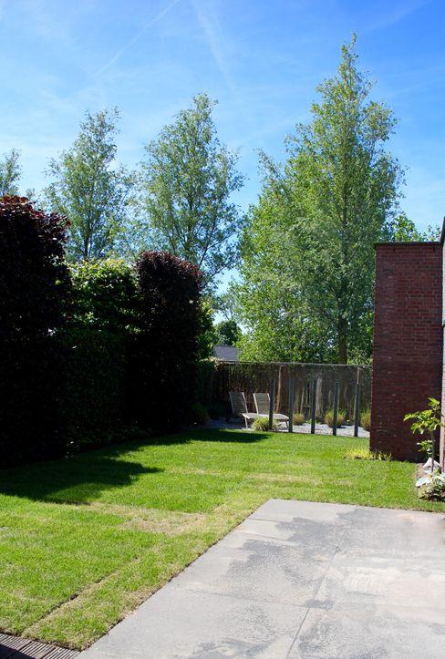 villatuin Utrecht Buro Floris Moderne tuinen