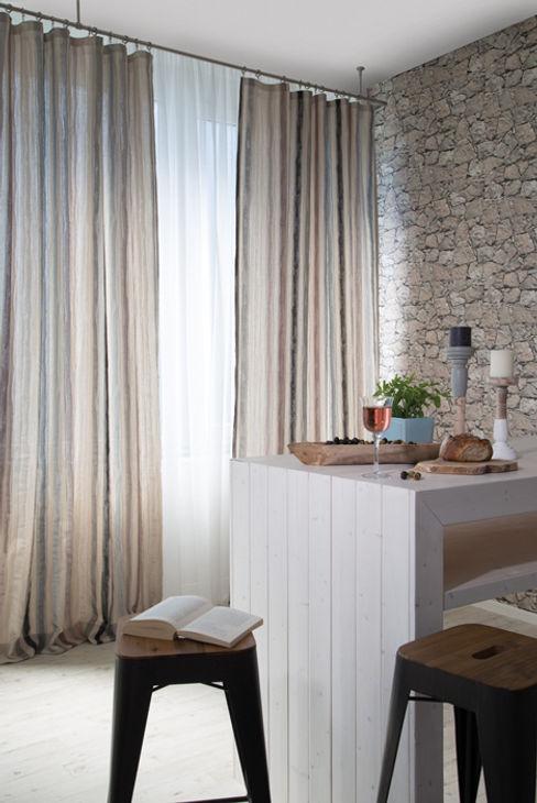 Indes Fuggerhaus Textil GmbH Windows & doors Window decoration Textile Beige