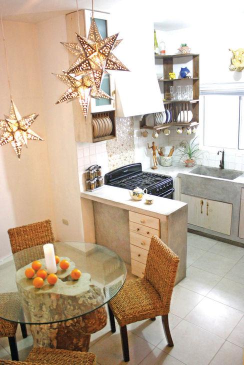 Nomada Design Studio Cozinhas mediterrâneas Madeira