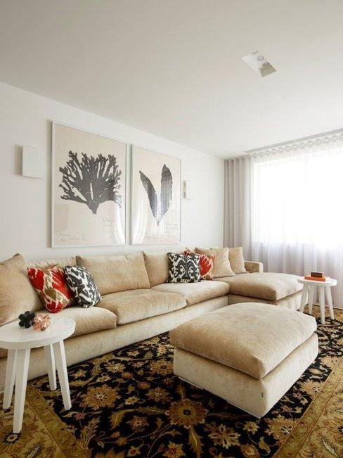 Avalon House Greg Natale Design Modern living room