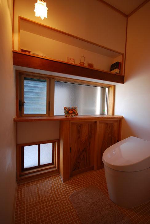 改修後トイレ 一級建築士事務所 馬場建築設計事務所