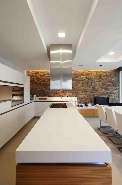 Remy Arquitectos 現代廚房設計點子、靈感&圖片