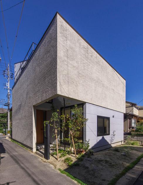 Nobuyoshi Hayashi Casas de estilo moderno