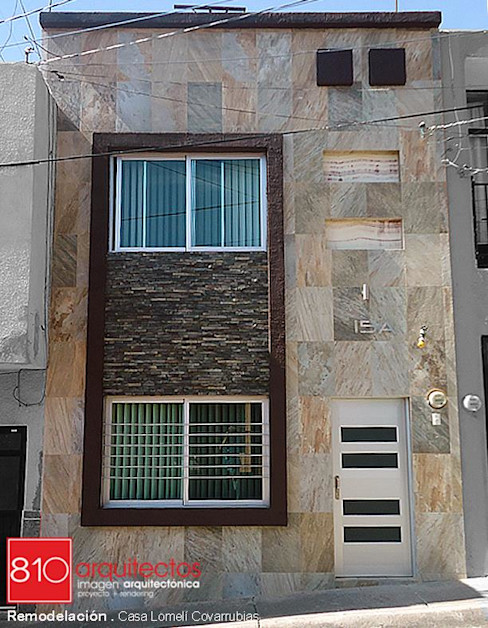 Estado Actual 810 Arquitectos