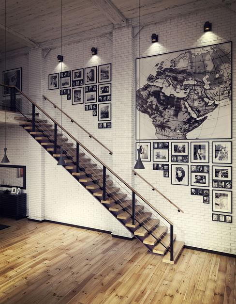RIP3D ARCHVIZ Salones industriales