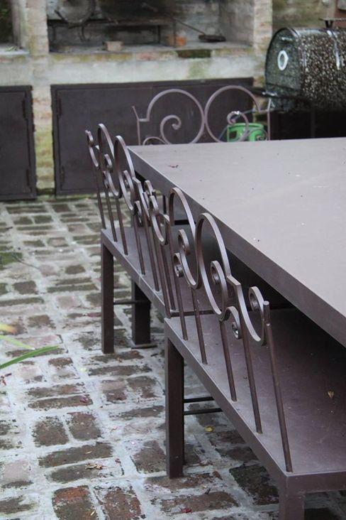 Muebles de hierro Tienda de Hierros Modern Terrace