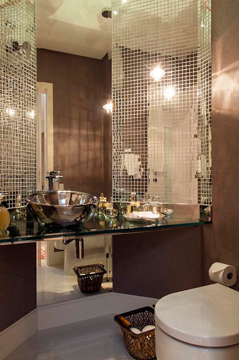 homify 現代浴室設計點子、靈感&圖片