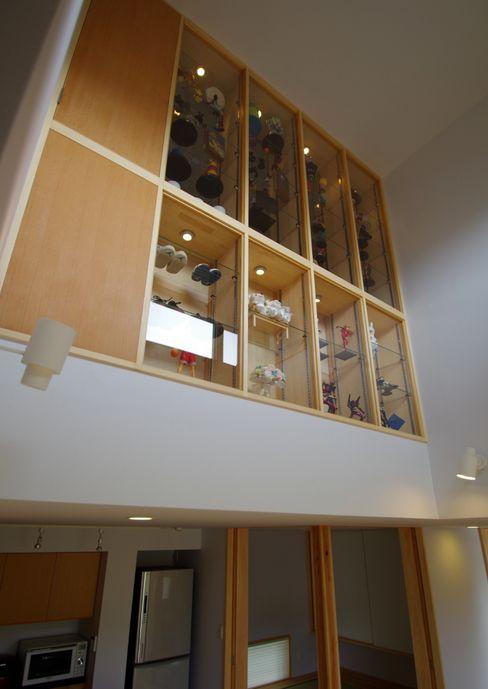 K+Yアトリエ一級建築士事務所 스칸디나비아 다이닝 룸