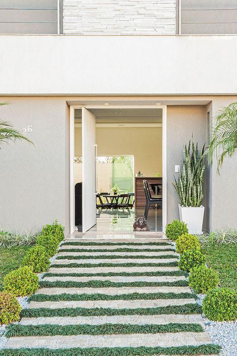 Patrícia Azoni Arquitetura + Arte & Design Rumah Modern