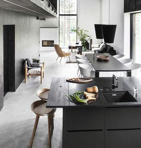 Eurekaa Cozinhas modernas