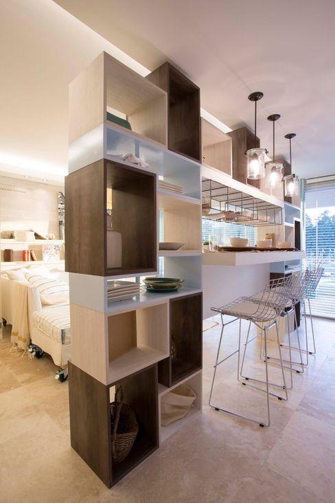 Ines Calamante Diseño de Interiores Modern Kitchen