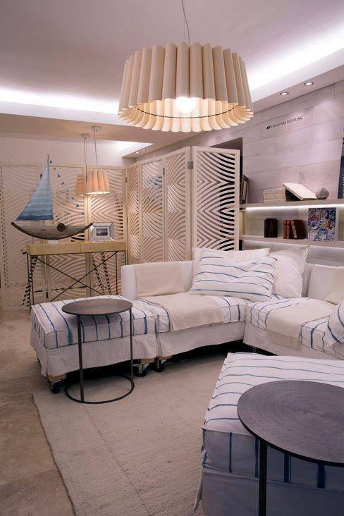 Ines Calamante Diseño de Interiores Salon moderne