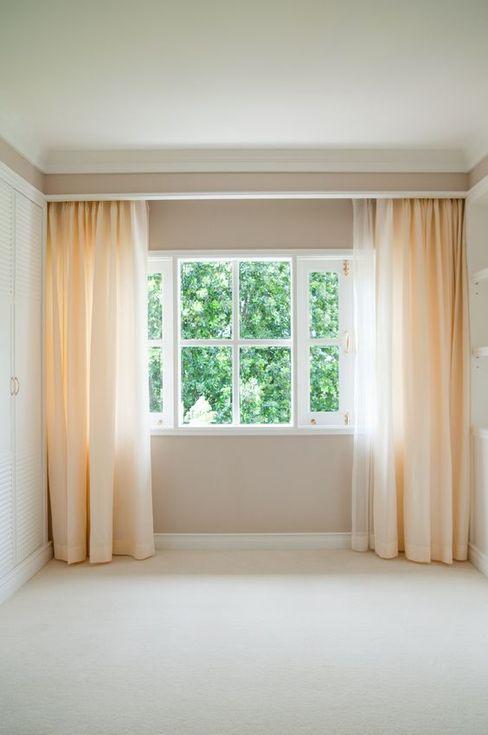 Ramonas Nähstube - Window-Fashion Windows & doors Curtains & drapes Beige