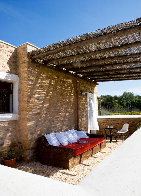 recdi8 Balcones y terrazas rurales
