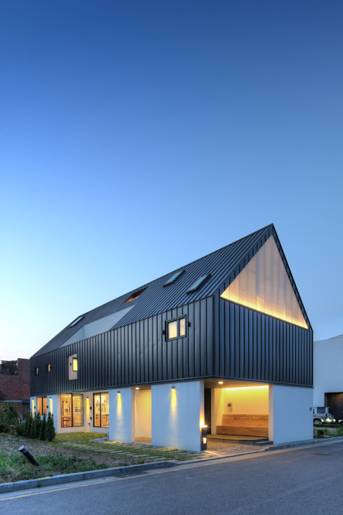 mlnp architects Rumah Modern