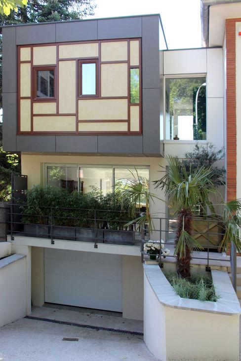 Olivier Stadler Architecte Modern houses