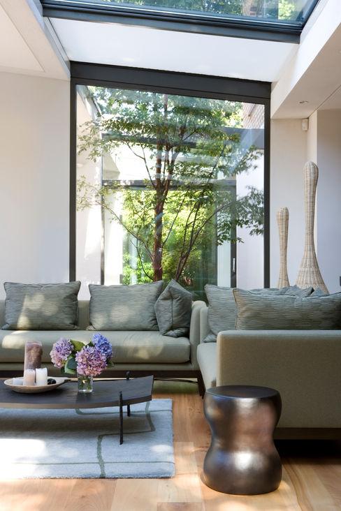 KSR Architects | Compton Avenue | Living room KSR Architects Living room