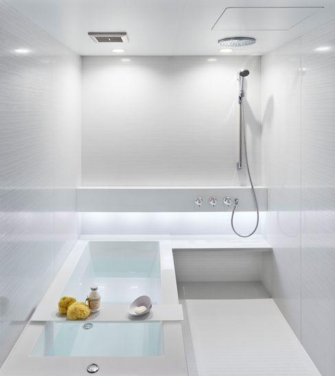 株式会社 和光製作所 衛浴浴缸與淋浴設備 塑膠 White