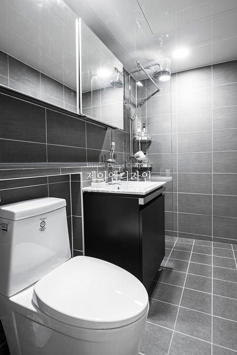 JMdesign Industrial style bathroom