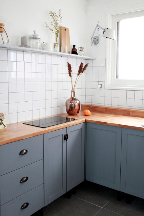 폴앤리나 paul&lina Scandinavian style kitchen