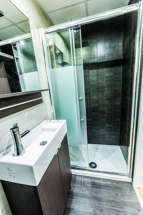 MoDULoW Banheiros modernos