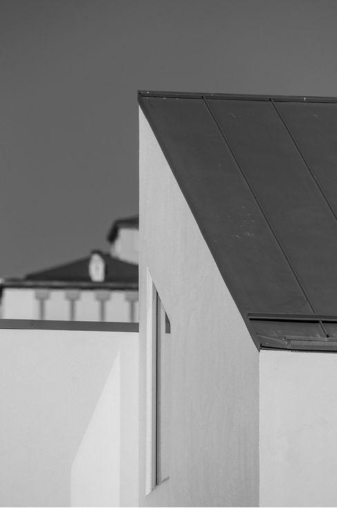 roof detail min workshop 모던스타일 주택