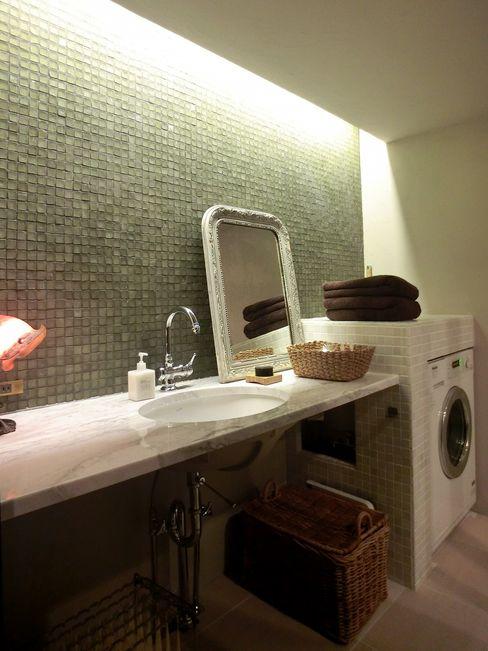 Mimasis Design/ミメイシス デザイン Classic style bathroom White