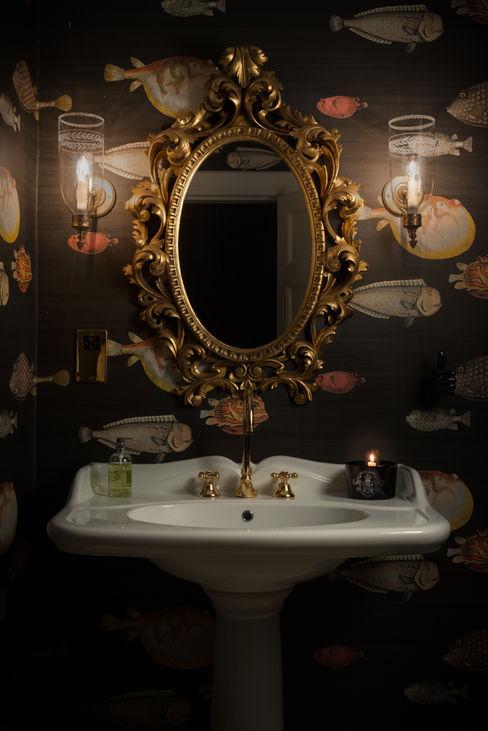Bathroom homify Eclectic style bathroom