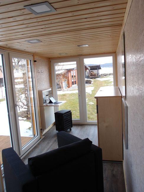 Stefan Brandt - solare Luftheizsysteme und Warmuftkollektoren Living room