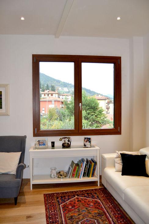 Finestra MC4 - Marco Cantini Architetto Finestre & Porte in stile moderno