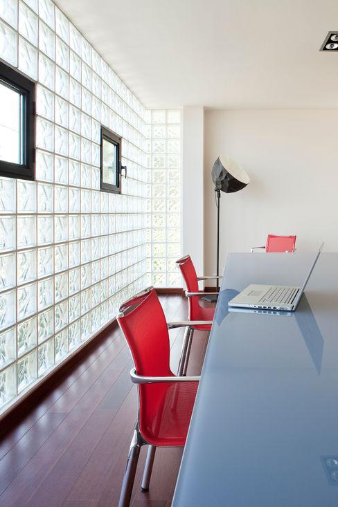 Villa C1 frederique Legon Pyra architecte Bureau moderne