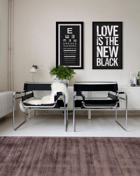 Gaia Design Modern Living Room