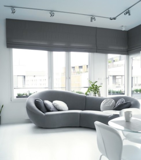 GocaDesign Moderne woonkamers