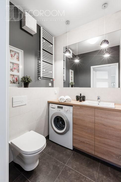 Pracownia Architektury Wnętrz Decoroom Classic style bathroom
