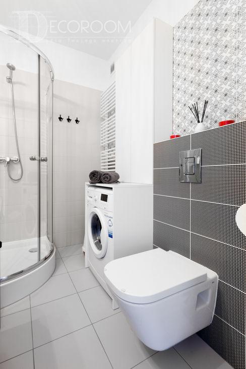 Pracownia Architektury Wnętrz Decoroom Modern bathroom