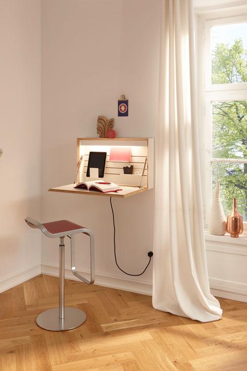studio michael hilgers Study/officeCupboards & shelving