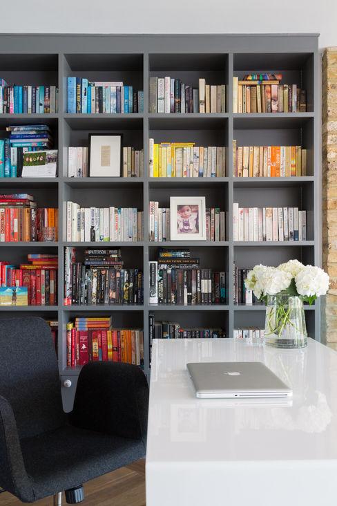Broadgates Road Granit Architects Modern study/office