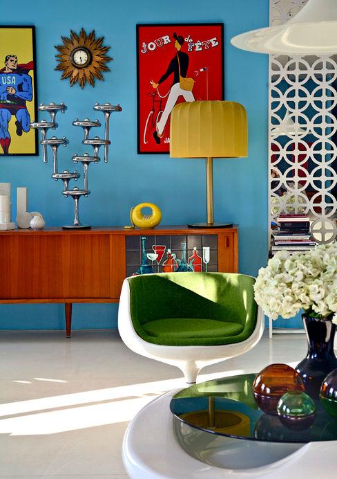 Baltic Design Shop Soggiorno eclettico Variopinto