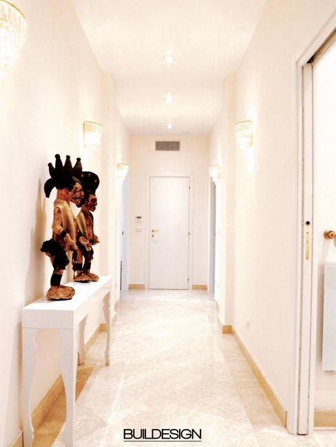 Buildesign Moderne gangen, hallen & trappenhuizen