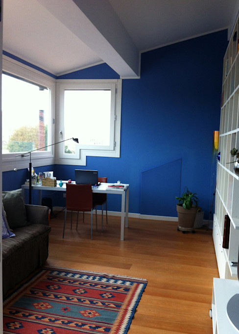 cristina mecatti interior design Bureau moderne