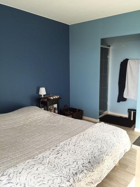 Chambre Mint Design Chambre classique Bleu
