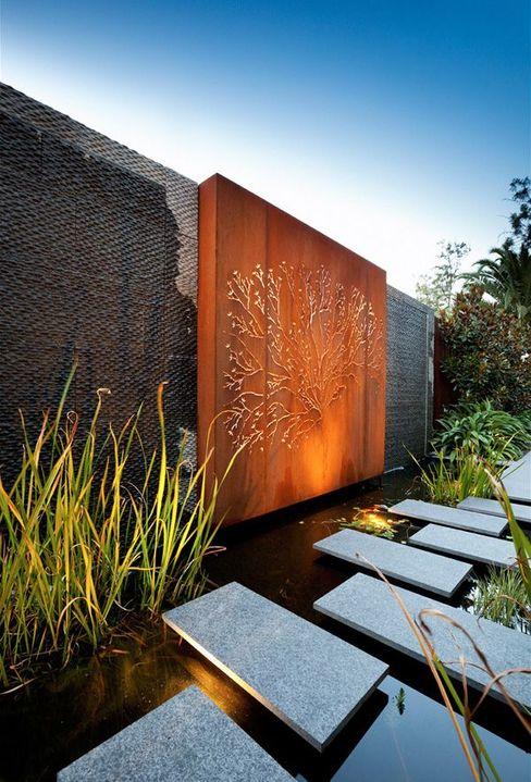 CPJP S.L. Modern garden