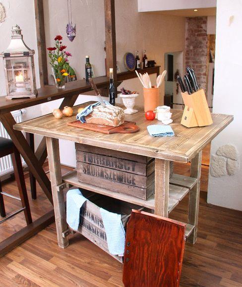 Holzkunst Dupré KitchenBench tops Wood