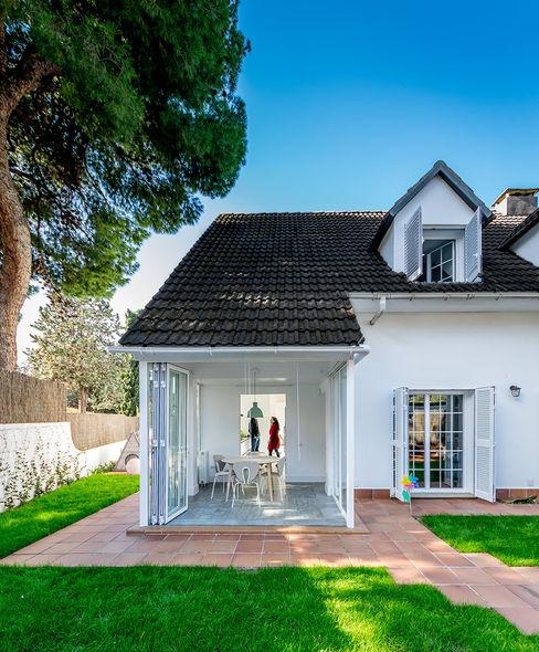 Tiana House 08023 Architects Casas de estilo moderno