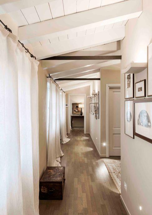 Interior Design e Progettazione | Villa I Gelsi Studio Maggiore Architettura Camera da letto in stile classico